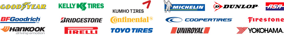 Tire Brands in Allentown PA, Emmaus PA, and Bethlehem PA at Safari Automotive Service